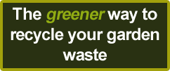The greener way to recycle your garden waste