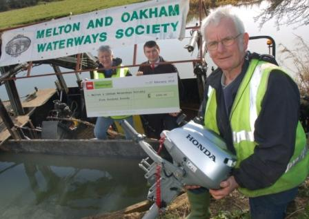 Melton GWC donation