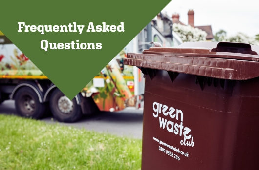 Green Waste Club Brown Bin